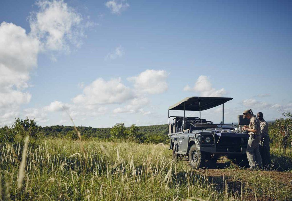 Conservation at Singita