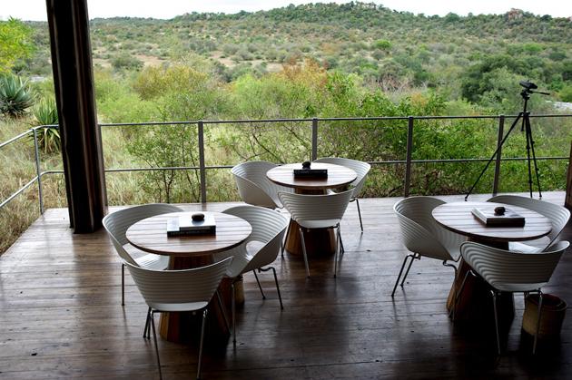 Eating Al Fresco | Singita Lebombo Lodge