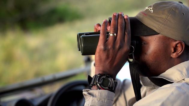 Saitoti Ole Kuwai - Field guide at Singita Grumeti, Tanzania