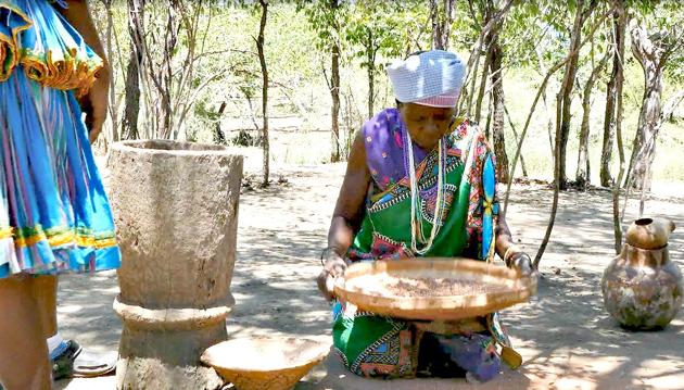 Kambako Cultural Village, Zimbabwe | Singita Pamushana Lodge